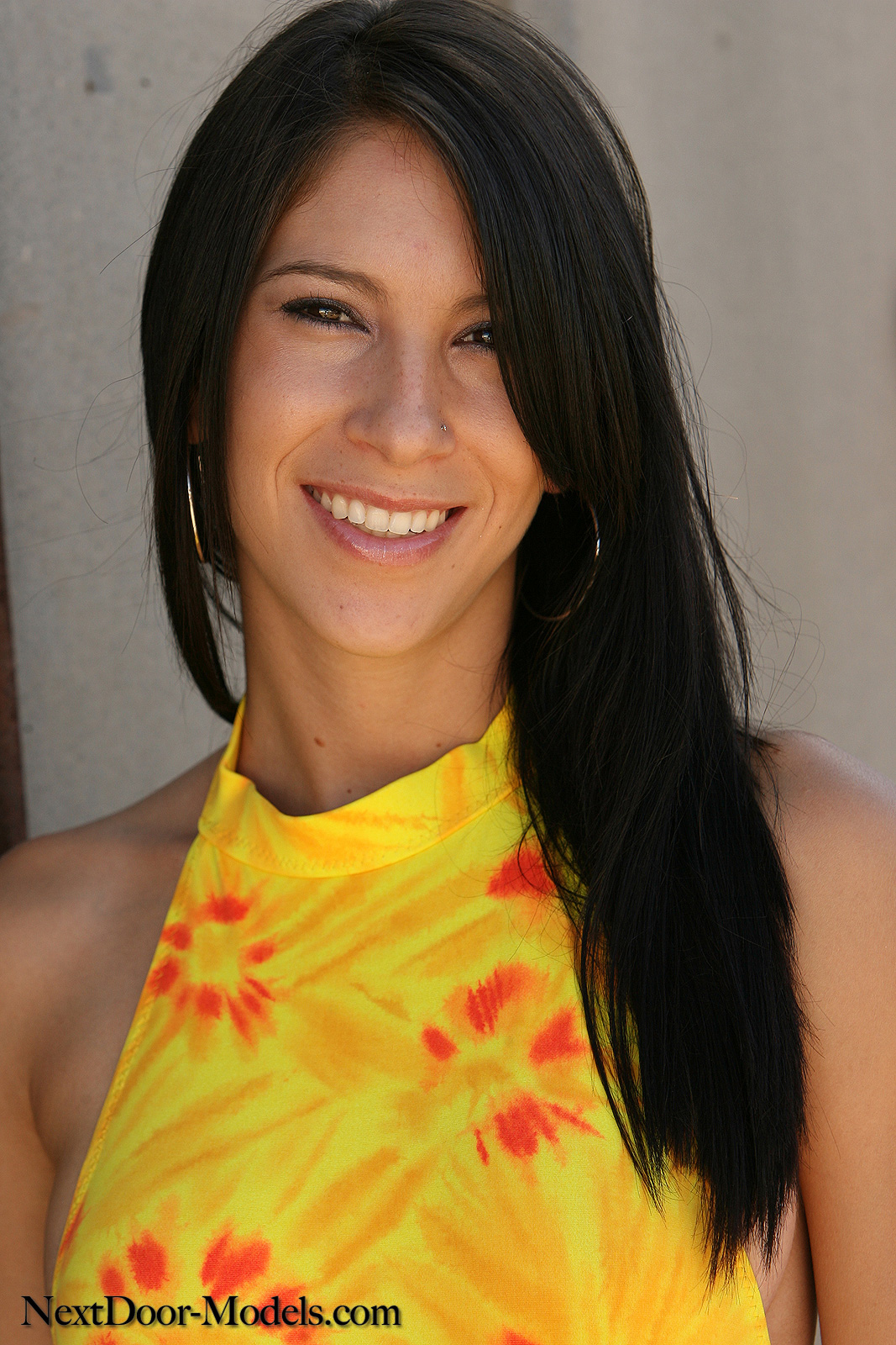 Cassie Channels The Sun Gods In Her Hot Yellow And Orange One Piece - Picture 2