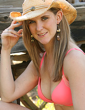 Ryann Reeves Wants You To Save A Horse And Ride A Cowgirl - Picture 8